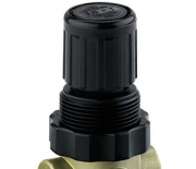 Inline pressure regulator