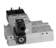 Solenoid valves Only for sub-base mounting,