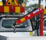 HMF Handy Cranes 150P NEW