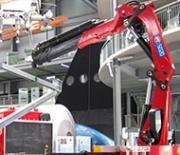 HMF Large Range Crane 5020-K – The latest addition from HMF