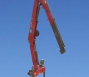 HMF Long Boom Crane 2030 L