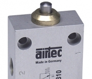 Stem-operated valves Series E