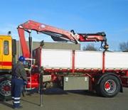 HMF Mid Range Crane 1220-KS