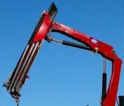 HMF Mid Range Crane 1230-KS