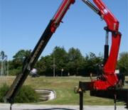 HMF Mid Range Crane 1800-K
