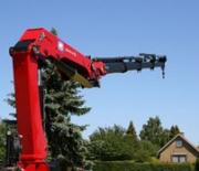 HMF Mid Range Crane 2420-K-RC