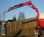 HMF Mid Range Crane 1410-K-RC NEW