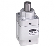 Single acting stopper cylinders