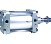 Large pneumatic cylinders