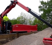 HMF Special Application Crane 1310 R MC NEW