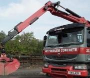 HMF Special Application Crane 1510 R MCS/RCS NEW