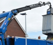 HMF Special Application Crane 2310 S RCS NEW