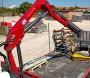 HMF Small Range Crane 535-K