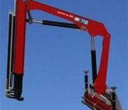 HMF Small Range Crane 710-K RCS NEW
