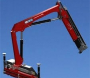 HMF Small Range Crane 810-K MCS/RC NEW