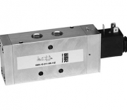 Electrically operated stainless steel valves