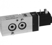 Electrically operated low-temperature NAMUR valves