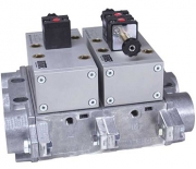 Electrically operated ISO 5599/1 spool valves