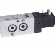 Electrically operated NAMUR spool valves