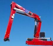 HMF Z Crane 2243-Z The ultimate 22 tm grab crane